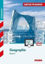 Abitur Training Q11/12 - Geographie 1 Bayern mit Active Book 9783849015039