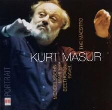 Masur,Kurt - The Maestro (OVP)