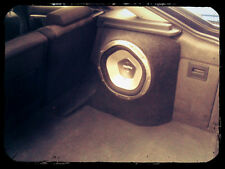 Vauxhall Vectra C Sound Upgrade Altoparlante Sub Box 12 10 STEALTH LATERALE COFANO NUOVA