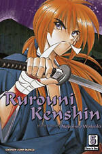 Rurouni Kenshin, Vol. 5 (VIZBIG Edition) ' Watsuki, Nobuhiro manga in english, f