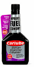 Carlube Diesel Injector Cleaner,Clears Fuel Injectors-Treats 50 litres of Fuel