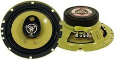 "Pyle PLG6.3 Speaker 6.5"" 3-Way Gear 280Watts; Yellow Basket/Cone"