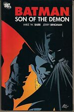 BATMAN SON OF THE DEMON DC 2006 KEY 1980'S RA'S AL GHUL & TALIA STORY 80 PG NM