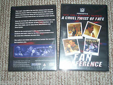 1PW Wrestling Fan Conference A Cruel Twist of Fate DVD ECW XPW WWF WWE WCW ROH
