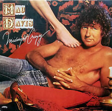 MAC DAVIS Midnight Crazy LP Casablanca 6480057 PROMO 1981
