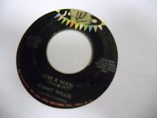Timmy Willis Easy As Saying 1-2-3/I'm A Man 45 rpm Jubilee Records VG-