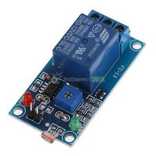 12V LED Photoresistor Relay Module Light Control Switch Light Sensor Detection