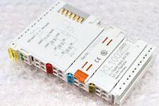 BECKHOFF 2-K. DIGITAL EINGANGSKLEMME 24V-DC 3,0MS 4-L  Typ: KL1002