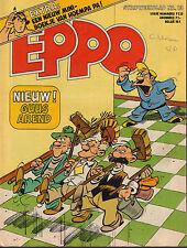 STRIPWEEKBLAD EPPO 1978 nr. 13 - MINI-BOEKJE HOEMPA PA/VARIOUS COMICS
