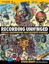 Silvia Massy - Recording Unhinged Buch 2016, praktisch neuwertig, Englisch