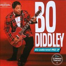Bo Diddley [1962] [2013 Remaster/Bonus Tracks] by Bo Diddley (CD, Dec-2013,...