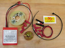 KIT81 BSA A7 A10 A50 A65 TRIUMPH T100 T120 T140 TWIN BOYER DIGITAL IGNITION KIT