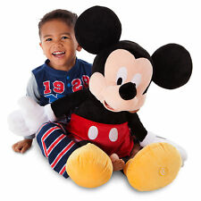 NEW Disney World Store Jumbo Mickey Mouse Club Huge Large Plush Doll Toy NWT