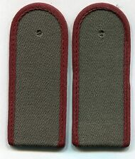 NOS East German Germany Stasi State Security NCO Private Shoulder Board