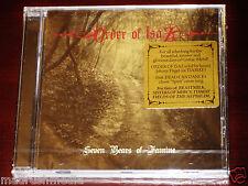 Order Of Isaz: Seven Years Famine CD 2014 Season Of Mist SOM 327 NEW