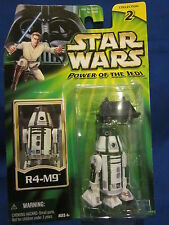 Star Wars Power Of The Jedi R4-M9 with Power Droid