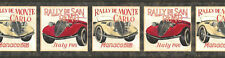 Framed Posters Vintage Car Rally Wallpaper Border
