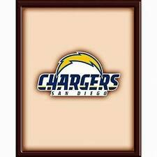 NFL Wooden Wall Art Picture San Diego Chargers + FREE SHIPPING!