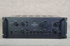 SANSUI AU-717 Integrated Amplifier Super Clean Condition 100v - 240v