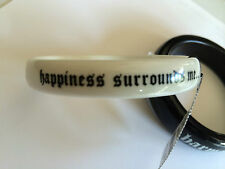 2 Bangle Bracelet Energy for Happiness & Strength by EXPRESS MSRP: $ 16.50