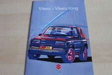 138131) Suzuki Vitara Prospekt 03/1992