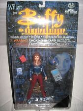 Series 1 Buffy the Vampire Slayer MOC AU Willow Exclusive Action Figure Moore
