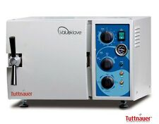 NEW ! Tuttnauer 1730 Valueklave  Benchtop Steam Autoclave / Sterilizer NT1730VK