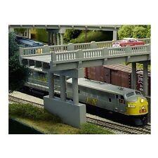 Rix (HO-Scale) #628-0102 Early 50' Highway Overpass Kit w/Pier - NIB