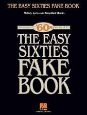 The Easy Sixties Fake Book (Fake Books) by