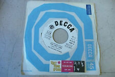 "ROLLING STONES""THE LAST TIME-disco 45 giri DECCA Italy 1967 Ed.JUKE BOX+STICK"