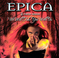 We Will Take You With Us EPICA CD ( FREE SHIPPING)