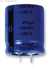 CORNELL DUBILIER - SLPX103M025A5P3 - CAP ALUM ELEC, 10000UF, 25V, 20%, SNAPIN