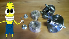 Front Wheel Hub And Bearing Assembly Kit for Toyota Echo 2000-2005 PAIR TWO