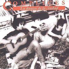 La Danza de la Ciudad by Cómplices (CD, Sep-2003, Sony BMG)