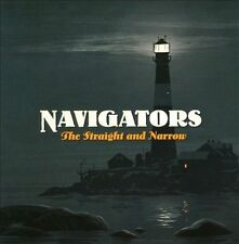 Navigators CD The Straight And Narrow 2010 MINT Norway Knut Schreiner