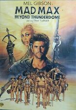 MAD MAX BEYOND THUNDERDOME (1985) Mel Gibson Tina Turner Bruce Spence SEALED