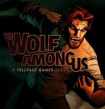 The Wolf Among Us Complete Season PC & Mac [Steam CD key] No Disc, Fast Delivery