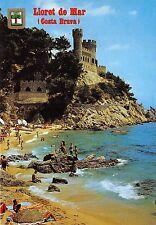 BG11822 lloret de mar costa rava la caleta i castell   spain