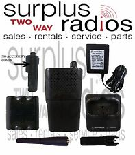 Used Motorola Radius SP21 VHF Business 1 channel 2 watt radio