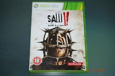 Saw II Flesh & Blood Xbox 360 UK PAL