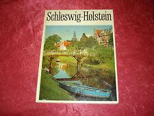 Buch, Schleswig-Holstein, die schönen Bücher, deutsche Heimat, 1979?, mit Eintra