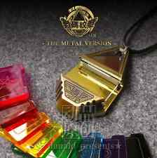 Digital Monster Digimon Tag and Crests BOX ver.3 Metal digivice Necklace
