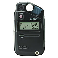 NEW! Sekonic DigiCineMate L-308DC Photographic Light Meter
