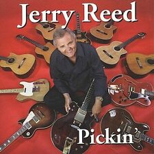 Reed, Jerry: Pickin  Audio Cassette