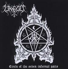 Circle Of The Seven Infernal Pacts - UNGOD [CD]
