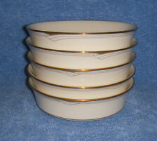 "Noritake, Golden Cove (7719, '86-'99) - Five 5½"" Fruit/Dessert Bowls (Set, VG++)"