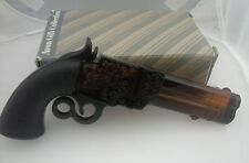 Vintage Avon Miniature Volcanic Repeater Pistol with Wild Country After Shave