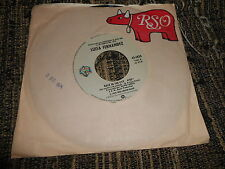 "LUISA FERNANDEZ We all love you Superman/Back in the city 7"" 1979 SPAIN PROMO"