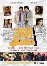 LA NAVAJA DE DON JUAN  NUEVA Y SELLADA DVD PELICULA PERUANA CINE PERUANO