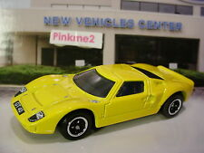2015/2016 CLASSIC RIDE Design FORD GT40☆Canary Yellow☆LOOSE☆Matchbox